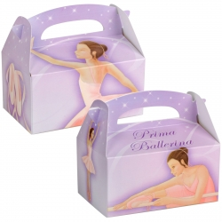 Prima Ballerina Party Favor Boxes Empty (4)
